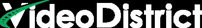 VideoDistrict Logo